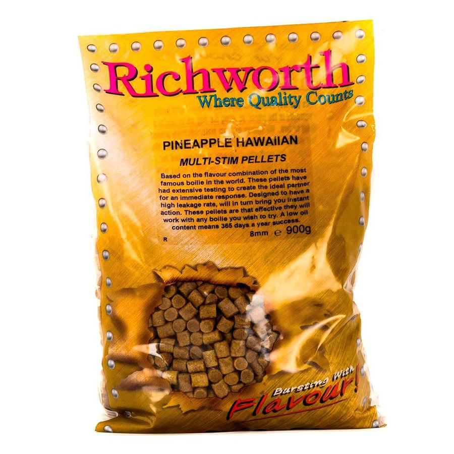Пеллетс Richworth Origin 8мм 900г