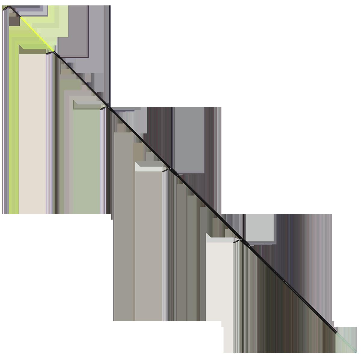 Квивертип GC Bionic Feeder Black Edition 390MH 2.85мм 2oz Glass